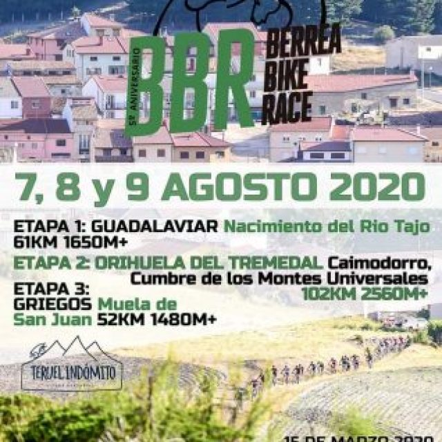 Berrea Bike Race 2020